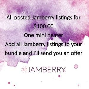 Jamberry Nail Wraps and Heater